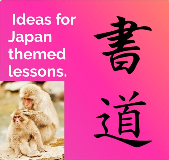 ideas+for+japan+themed+lessons