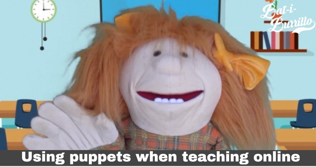 Using+puppets+for+online+teaching